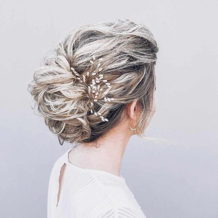 Top 40 Best Wedding Hairstyles For Long Hair 2019