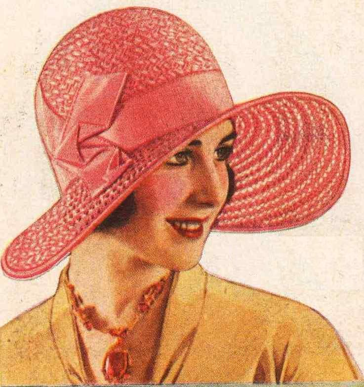 1930s womens hats 1930 hat styles deco delights