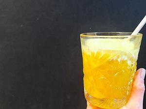 A smoothie a day: Kurkuma Smoothie