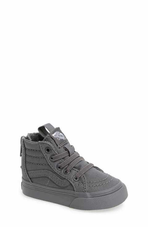 d5b42fe75a7065 Vans  Sk8 - Hi  Zip Sneaker (Baby