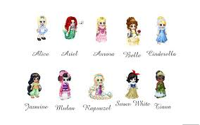 all disney character names in alphabetical order - Google ...