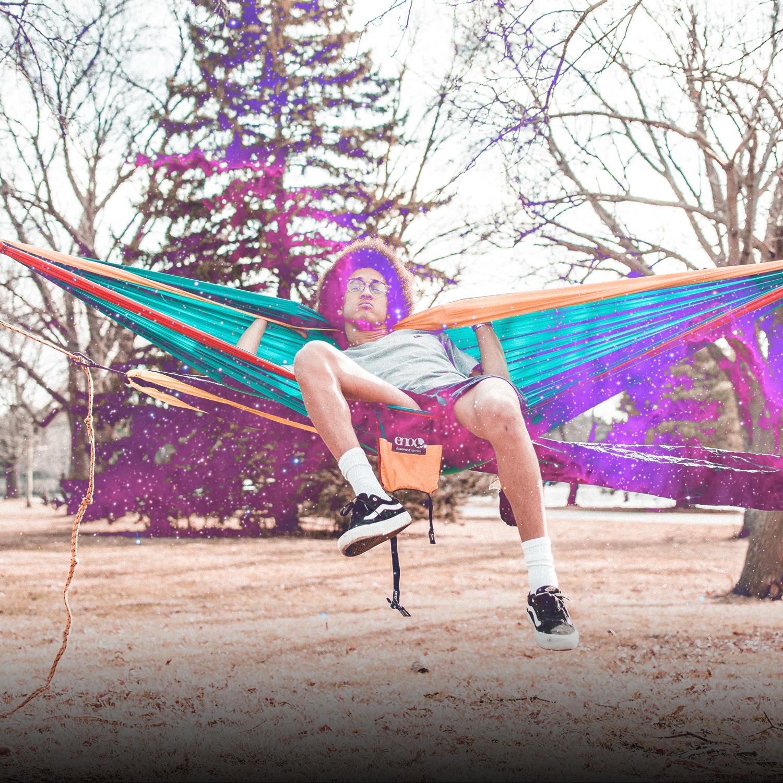 Hanging. #hammock #hammocklife #hammockcamping #hammocking #longweekend #chill #summer #wanderlust #nowheretogo #nap #livingsoil #cannabis #cannabiscommunity #420 #710 #headsmagazine #headslifestyle #betweentwotrees