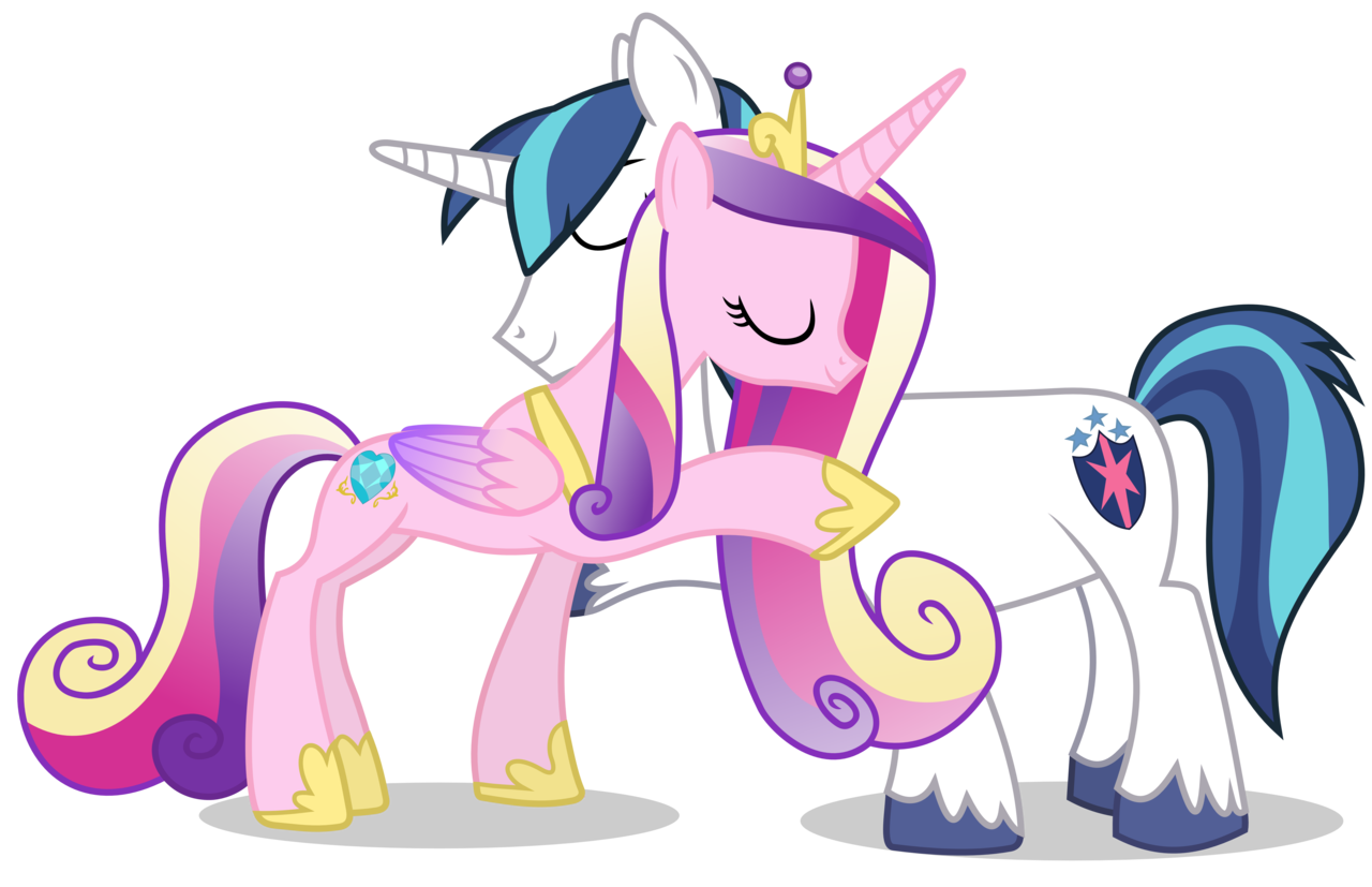 Princess Cadence and Shining Armor | MLP! Yes.. My Little ...