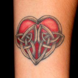 The Symbolizations Of Celtic Tattoos Celtic Heart Tattoo Hand Heart Tattoo Forearm Tattoo Girl