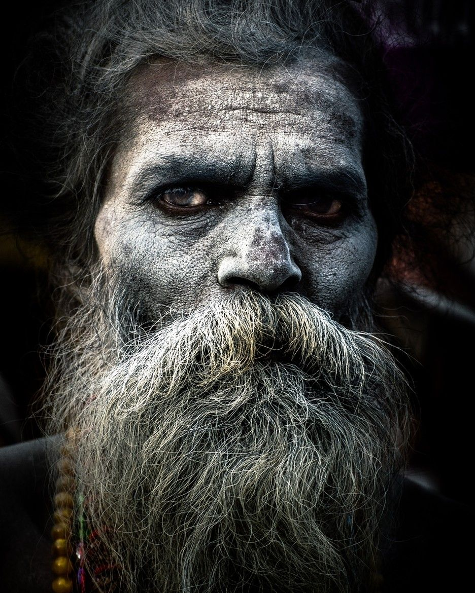 Aghori practice cannibal rituals in order to invoke the ...