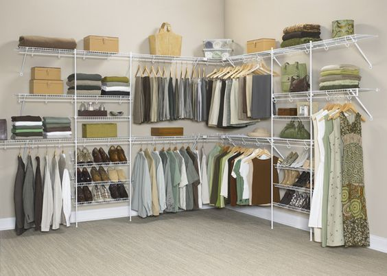 Image Result For Master Wire Rack Closet