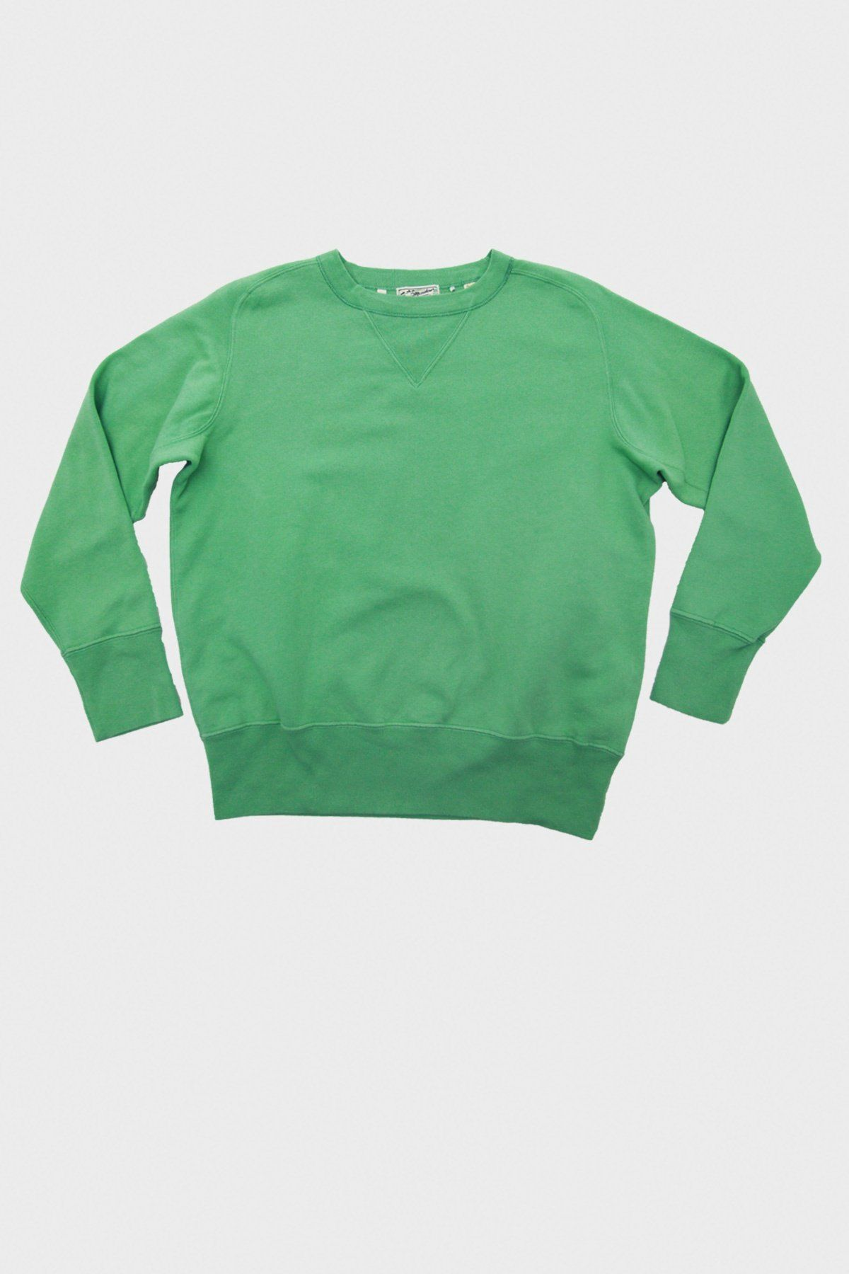 8df3d342 Bay Meadows Sweatshirt - Mint Green | Levi's Vintage Clothing | Bay ...