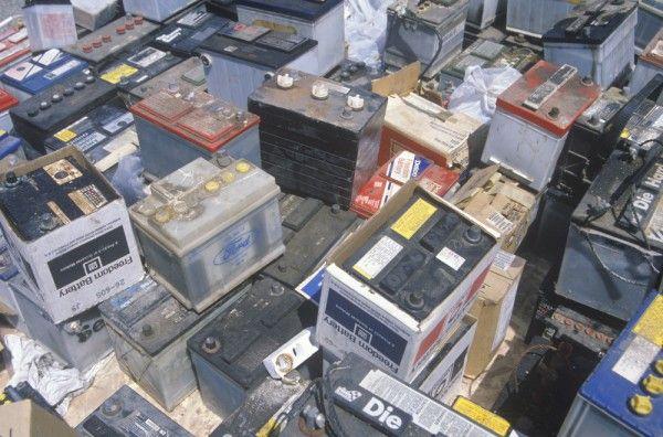 Recycle Car Batteries, Walmart - Batteries often get a bad