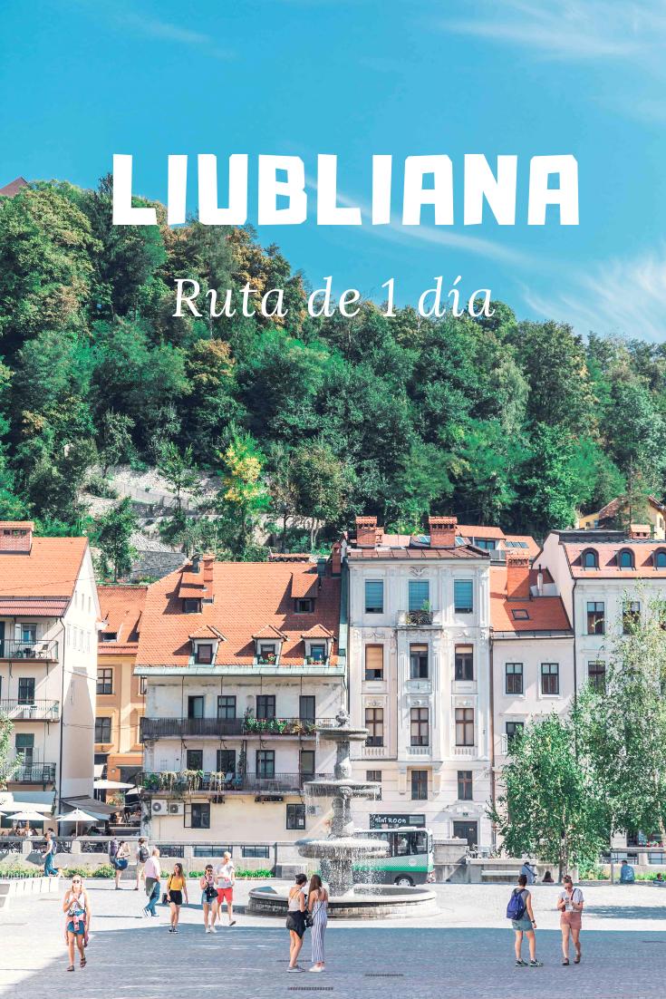 Itinerario De Lugares Que Ver En Liubliana Eslovenia Viaja A Esta Ciudad Y Sacale El Maximo De Provecho A Tu Tie Viajes Viajar Por El Mundo Viajero Del Mundo