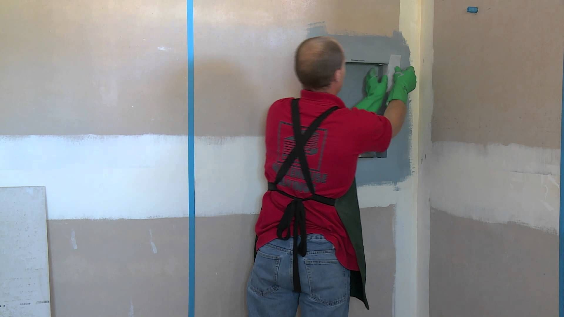 How To Waterproof A Shower - DIY At Bunnings - YouTube ...