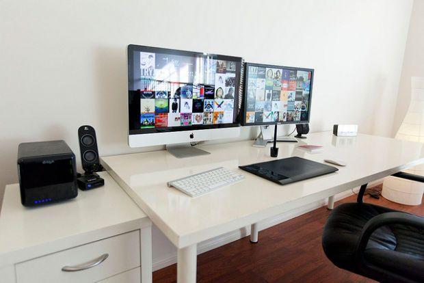 Oficina en casa, Diseño de Oficinas #9 Diseños de oficina, Oficina