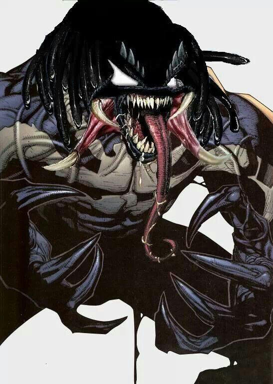 Predator venom mashup | Comic book Epicness! | Pinterest ...