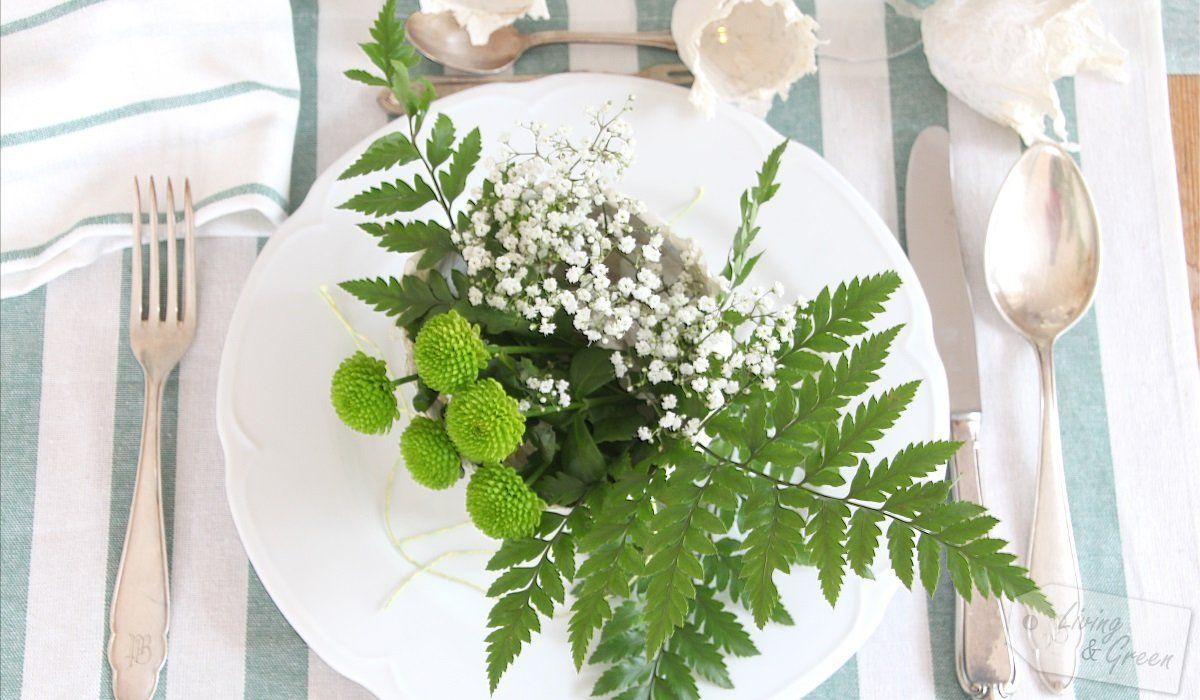 Tischlein deck dich fr hlingsfrisch tischdekoration fr hling tischdekoration table - Tischdeko kurbis ...