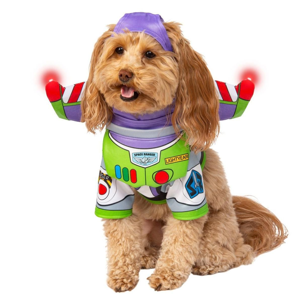 Toy Story Buzz Lightyear Dog Costume By Rubies Pet Costumes Toy