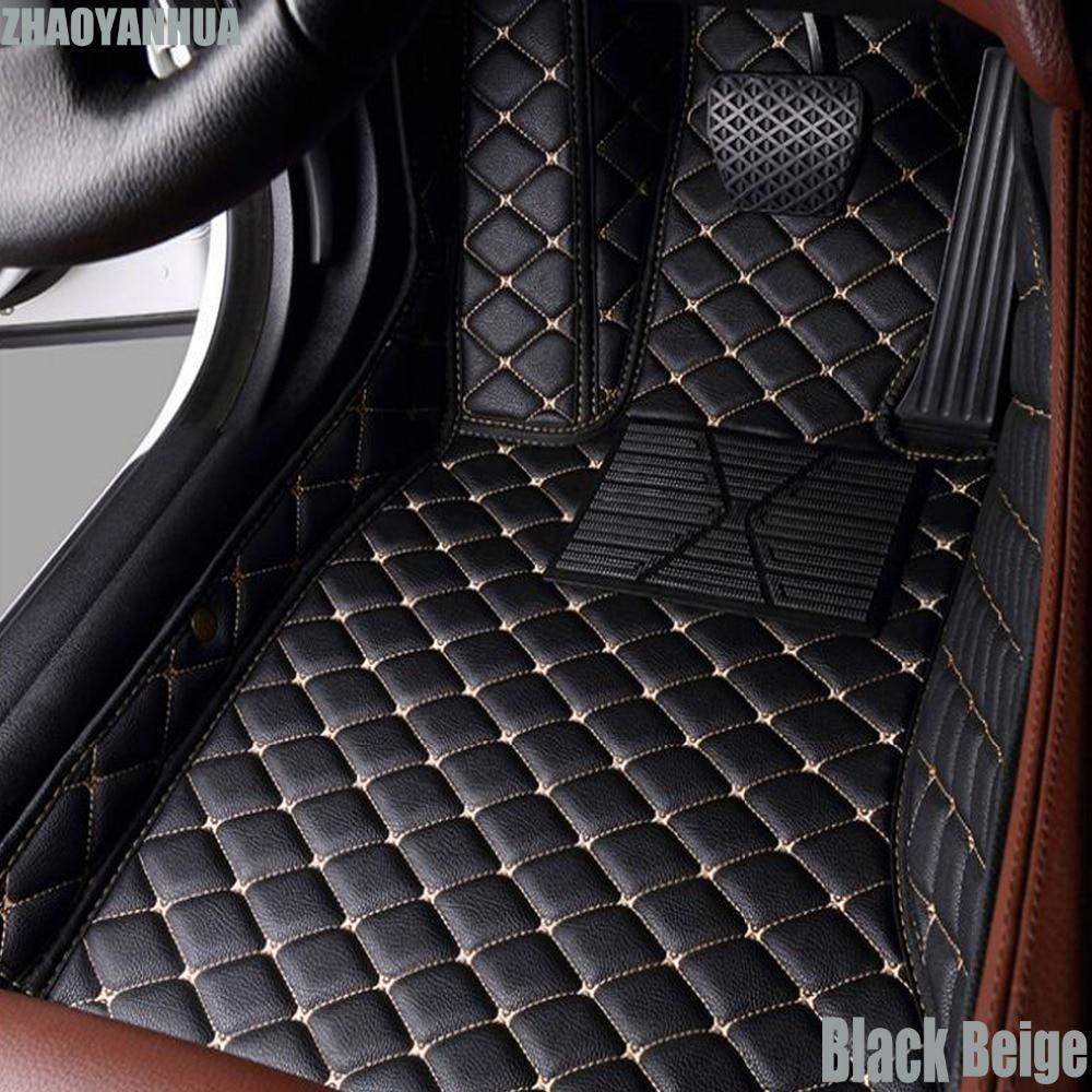 Zhaoyanhua Car Floor Mats For Skoda Octavia Yeti Fabia Rapid