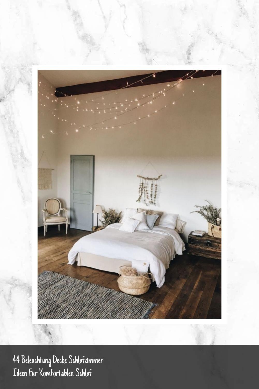 Fine 44 Beleuchtung Decke Schlafzimmer Ideen Für