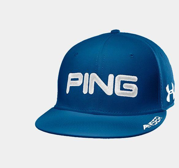Hunter Mahan Ping Golf Cap Ping Golf Golf Etiquette Golf Fashion