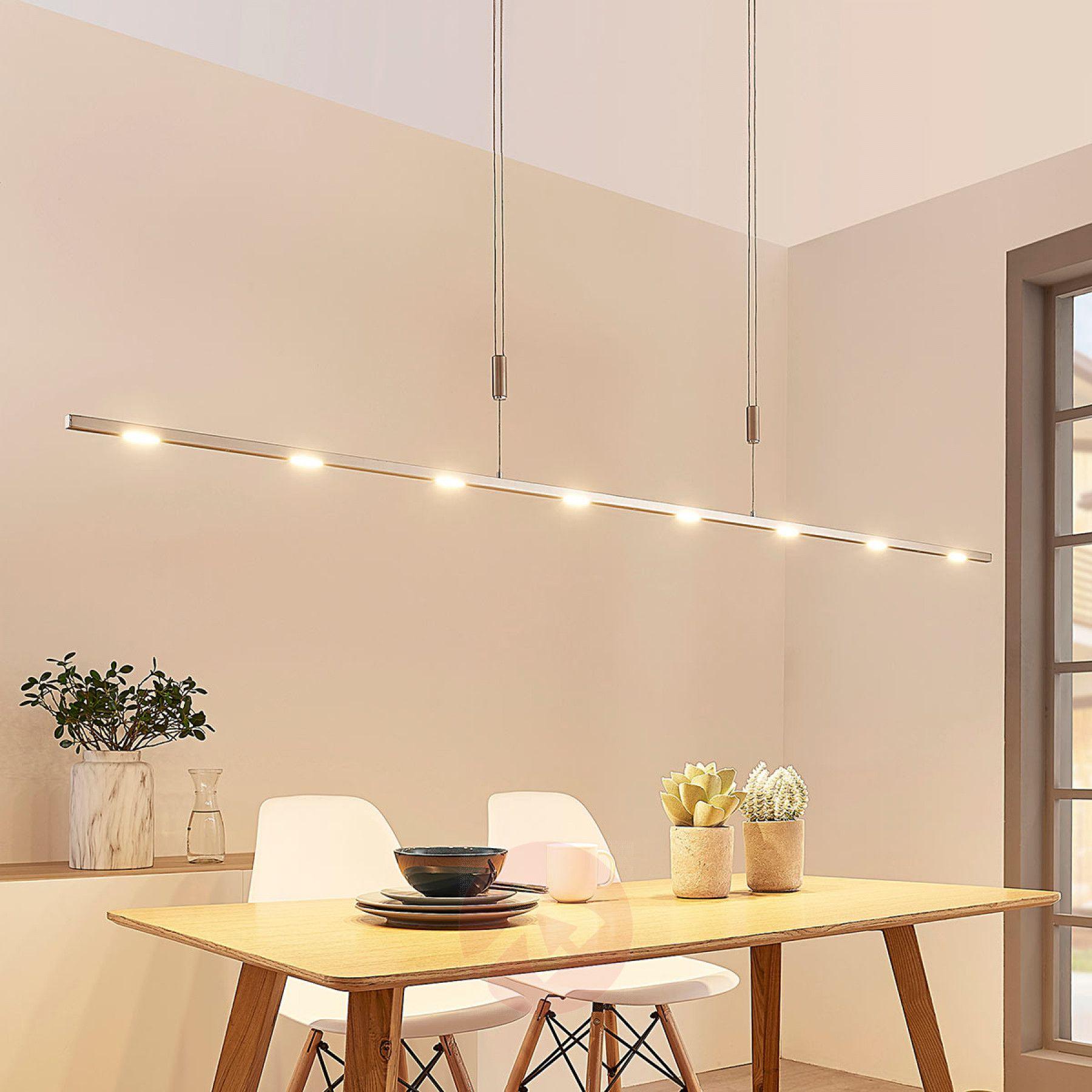 47++ Esszimmer lampen modern led ideen