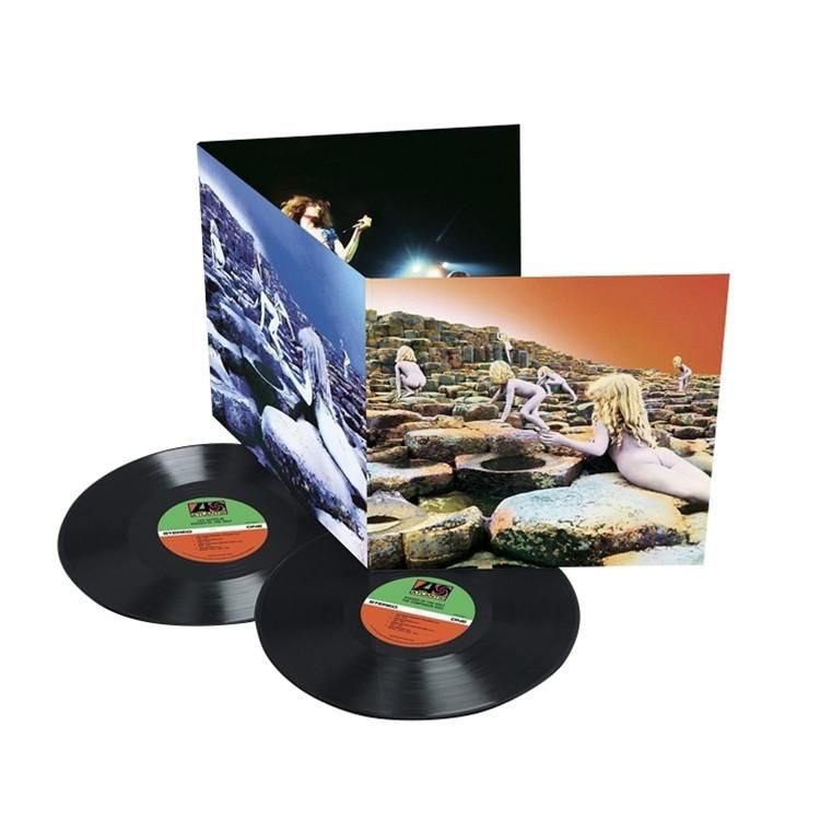 Led Zeppelin Houses Of The Holy Deluxe Edition On 180g Vinyl 2lp Houses Of The Holy Led Zeppelin Vinyl Led Zeppelin