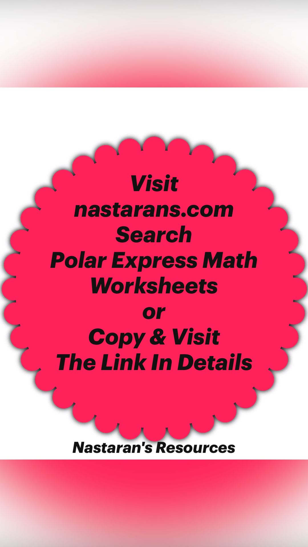 Polar Express Math Activities An Immersive Guide By Nastaran S Resources Worksheets Labels Clip Art For Teachers