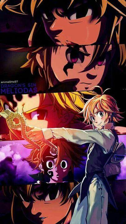 Fondos de Pantalla Anime ヽ(^o^ )^_^ )ノ  - Nanatsu No Taizai 6