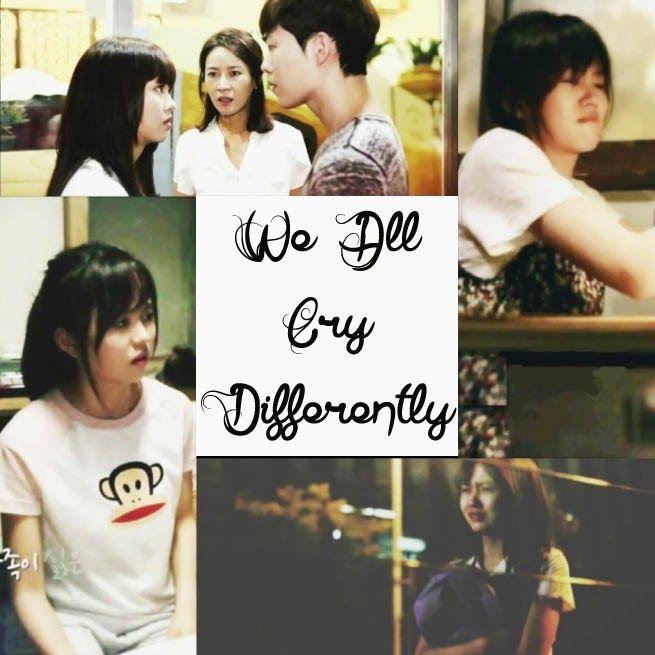 Giọt Nước Mặt Muôn Màu - We All Cry Differently