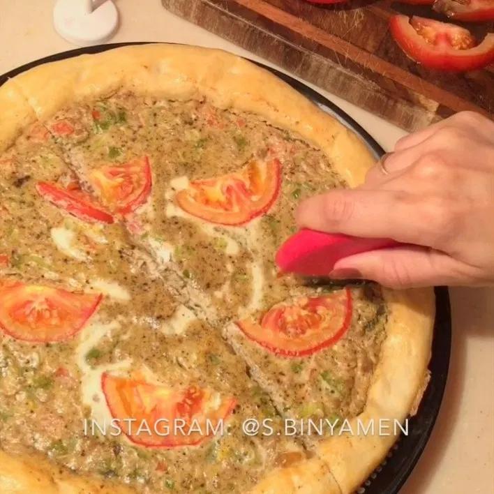 طريقة عمل عيش باللحم Shurug Alnahdi شروق النهدي Cookinsta كوك إنستا Food Breakfast Quiche