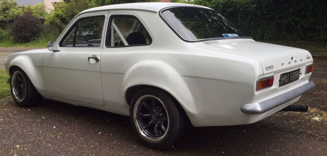 FOR SALE – 2.1 PINTO MK1 FORD ESCORT... VIEW EBAY AD >> http ...