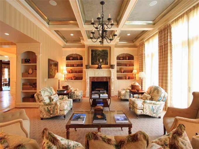 Chrisley knows best atlanta home color outside the lines for Living room sets atlanta ga
