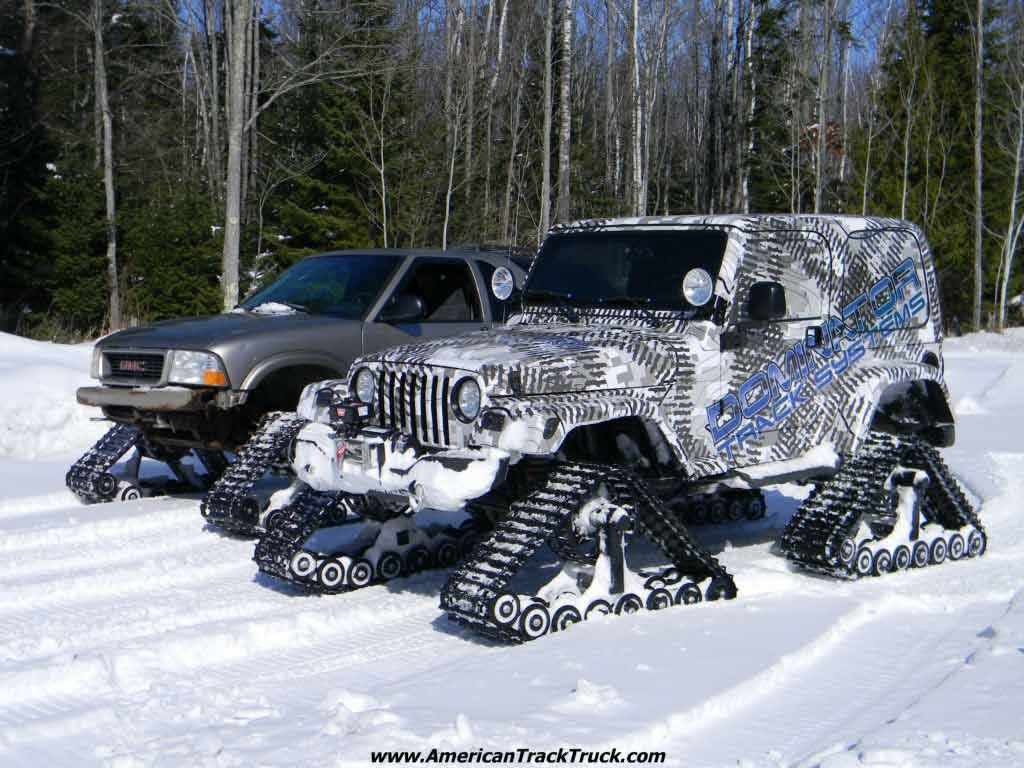 Arrive In Style On A Pow Day Trucks Truck Wheels Tracking System