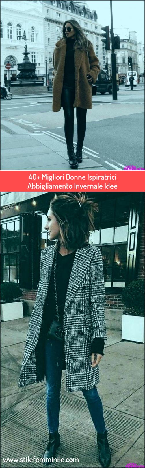 Photo of 40+ Best Inspiring Women Winter Clothing Ideas