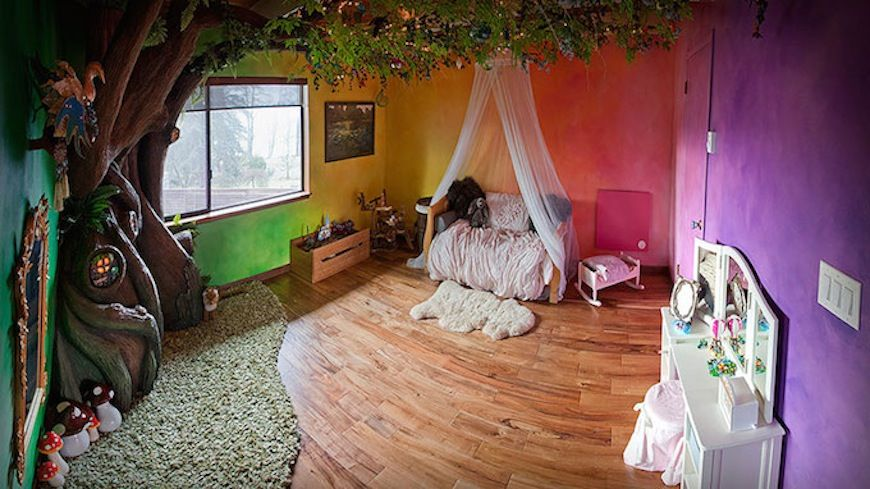 Kids Bedroom Ideas Check Out This Amazing Fairy Tale Bedroom