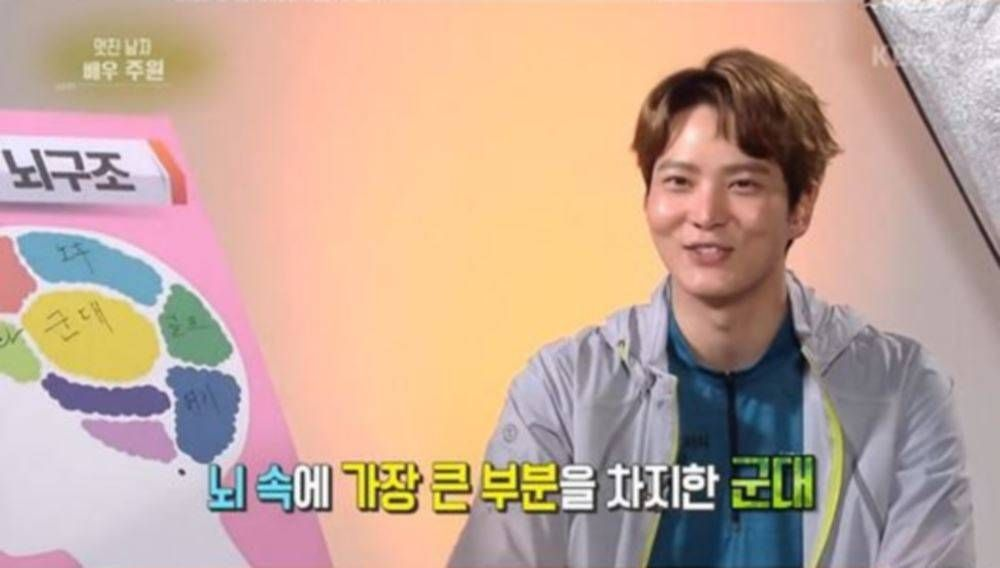 483ec32b072 An  Entertainment Relay  reporter met with Joo Won on the set of an  advertisement