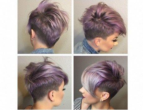 Fryzury Damskie Krótkie Włosy 2017 Fryzury W 2019 Hair Styles
