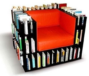 The Biblio Chair (black)