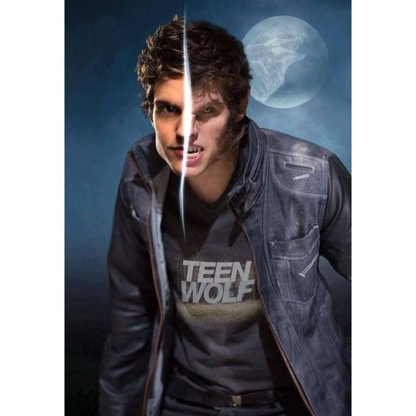 Isaac Lahey in Teen Wolf Teen Wolf ❤ liked on Polyvore featuring teen wolf