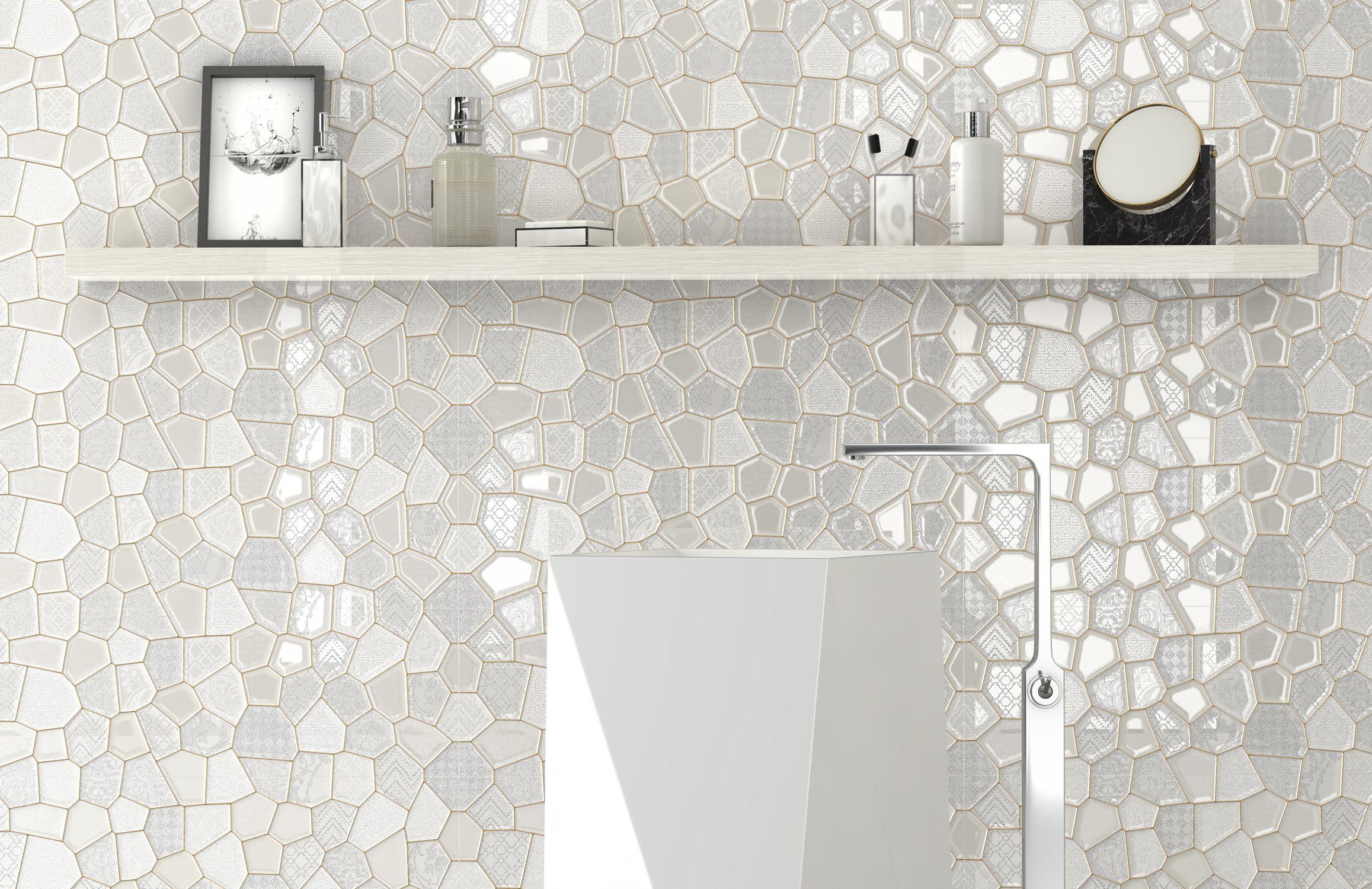 Dimensional Tile undefasa colorgloss/matt | dimensional tile, part of the tile of