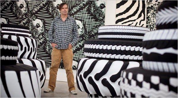 Rob Pruitt's Flea Market A plus A Gallery