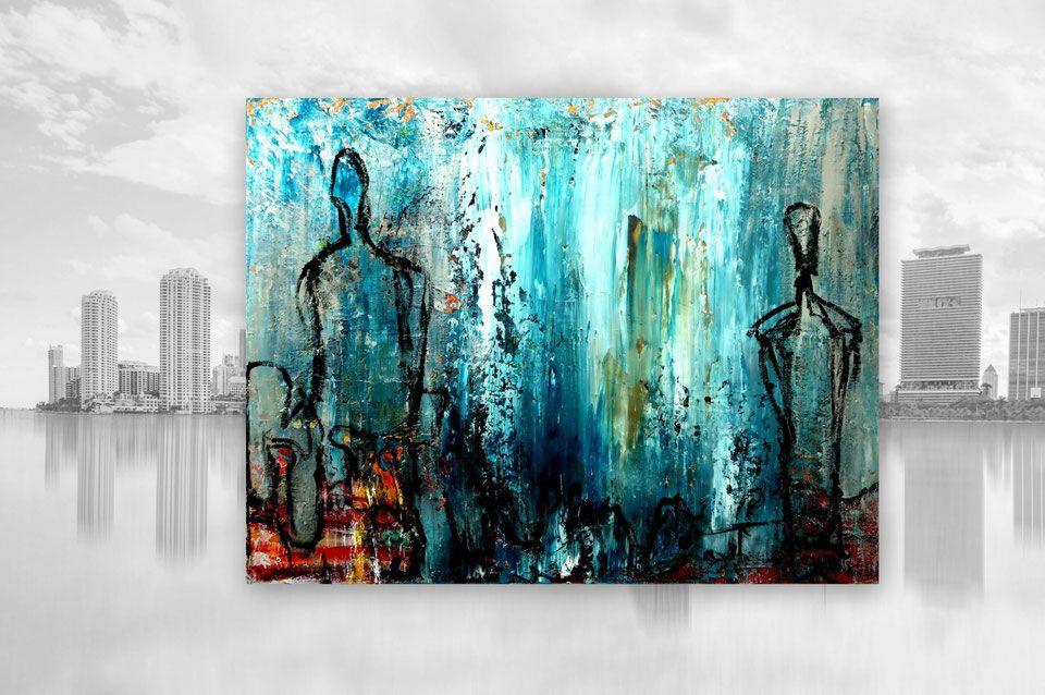 moderne malerei bilder gemalde gesichter abstrakte modern acrylbilder original abstrakt berühmte bild gesicht