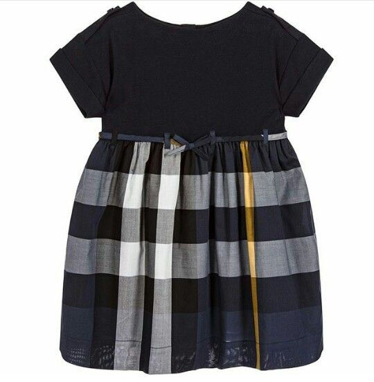Pin By Leyi Glam On Baby Kids Glam Clothes Smart Dress Cotton Dresses