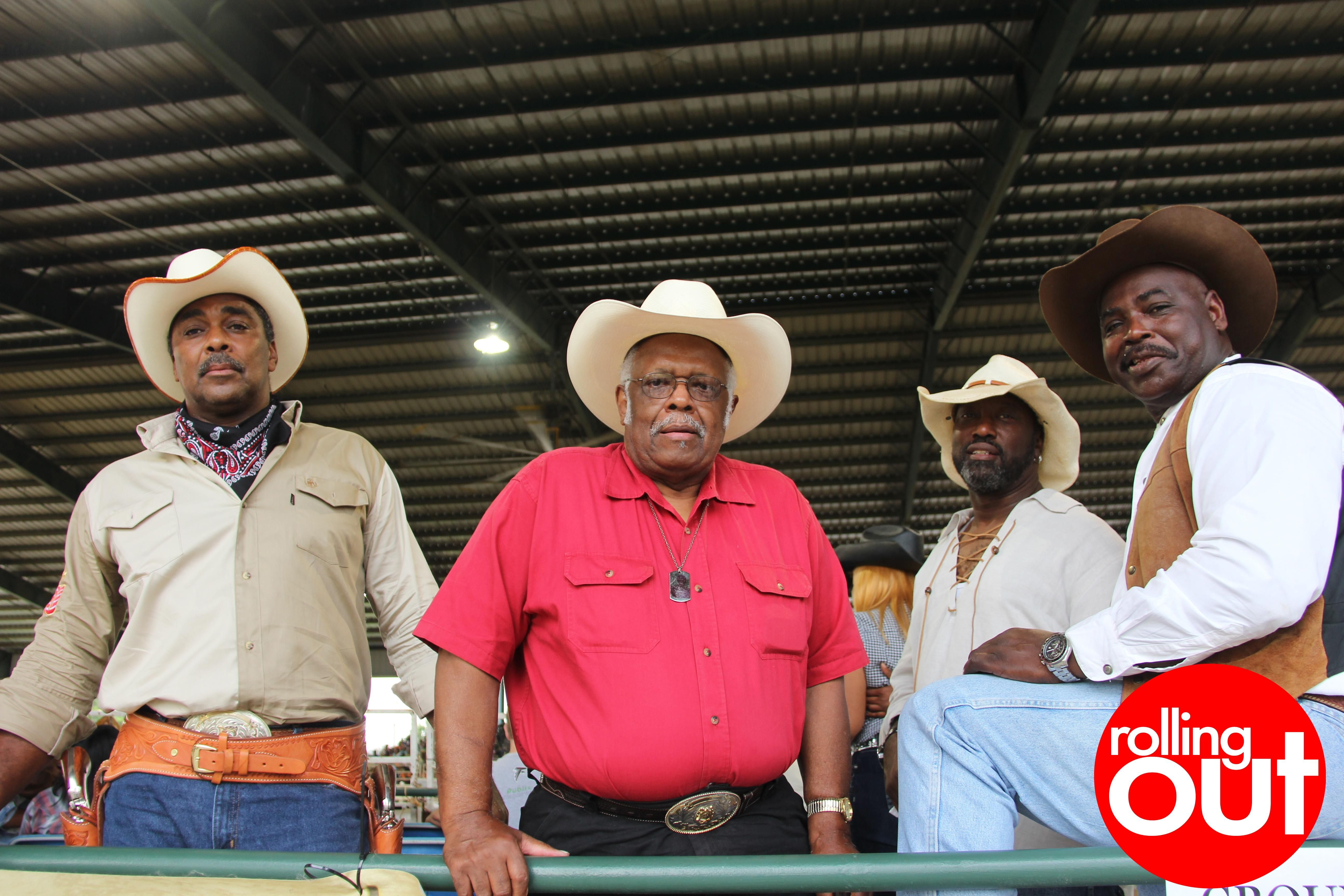 Black cowboys keeping black rodeo alive for the hip-hop generation