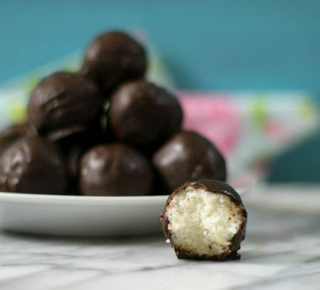 Coconut Clusters