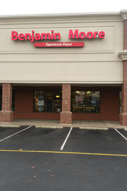 Your Local Spectrum Paint Store In Chesapeake Va We Carry