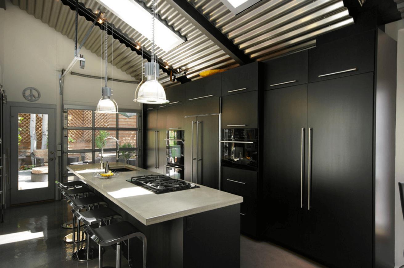 31 Black Kitchen Ideas For The Bold Modern Home Interior Design