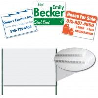 3 X4 Corrugated Plastic Sign Corrugated Plastic Signs Are The Solution To Your Inexpensive Sign Need With Images Realtor Signs Corrugated Plastic Signs Advertising Signs