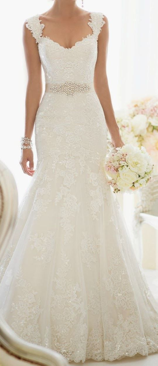 vintage theme - bridal gown (that or my mom\'s dress altered) | Maybe ...