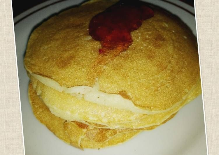 Ini Dia Resep Pancake Simple Kue Dadar Resep Masakan Resep