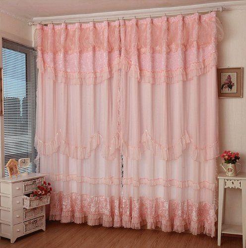 Amazon.com - FADFAY Home Textile, Custom Made Curtains, Luxury ...