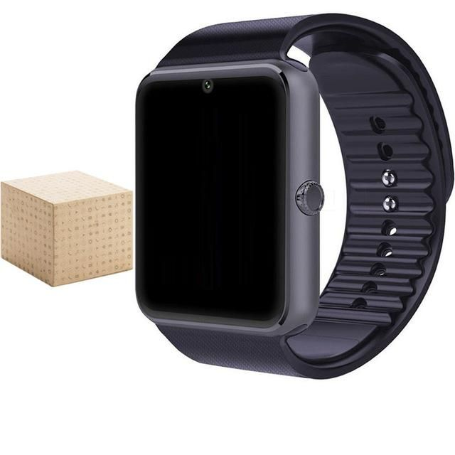 GT08 Wearable Bluetooth Smart Watch for Android and iPhone