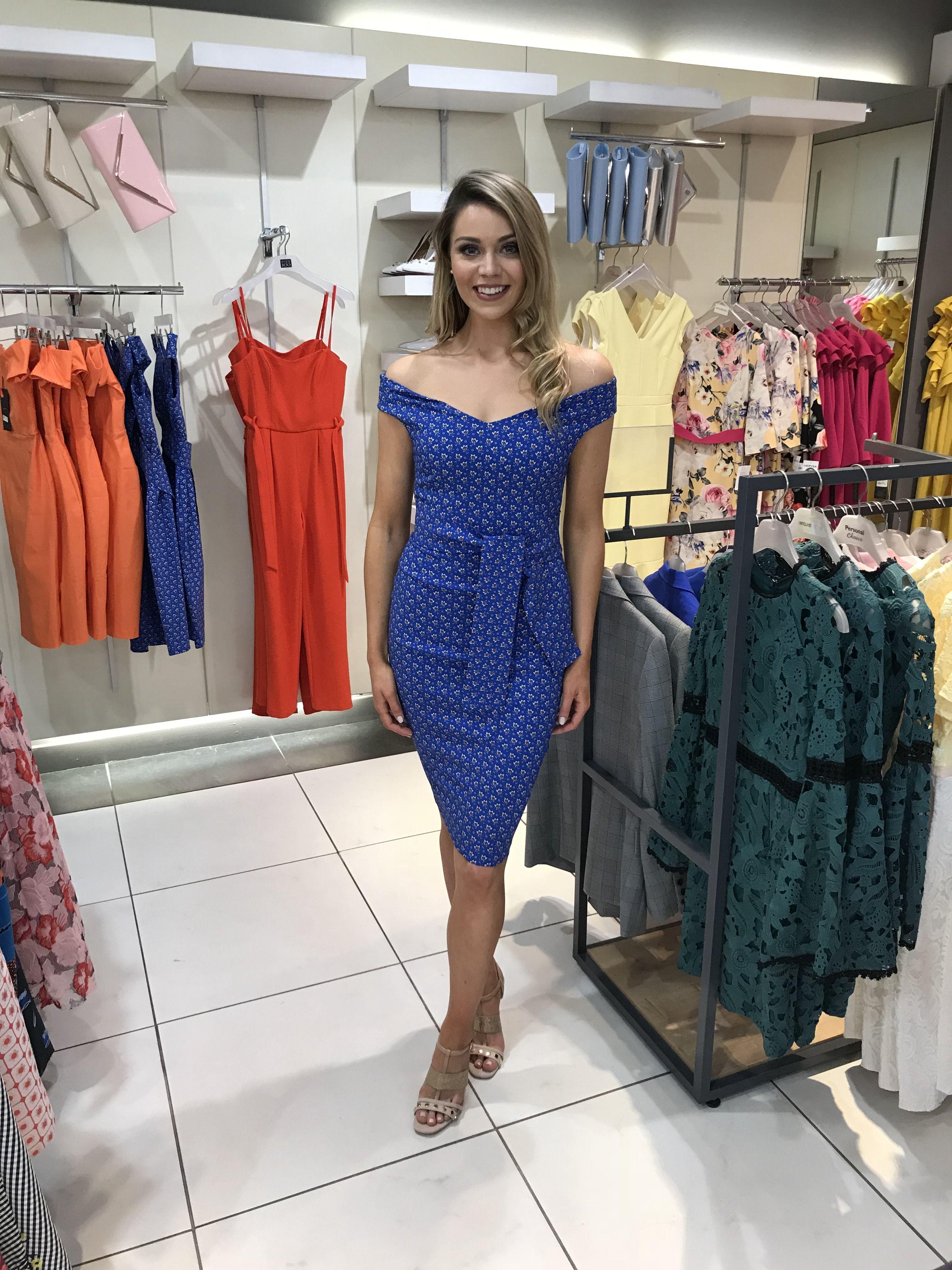 2a8d5ea2cc0 Pencil Dress, Cap Sleeves, Blue Dresses, Strapless Dress, Floral Prints,  Strapless